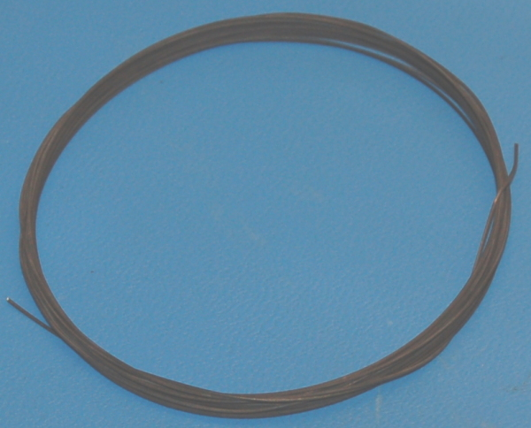 "Molybdenum Wire .015"" (.38mm) x 10'"